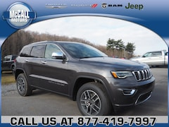 New 2019 Jeep Grand Cherokee LIMITED 4X4 Sport Utility for sale in Altoona PA