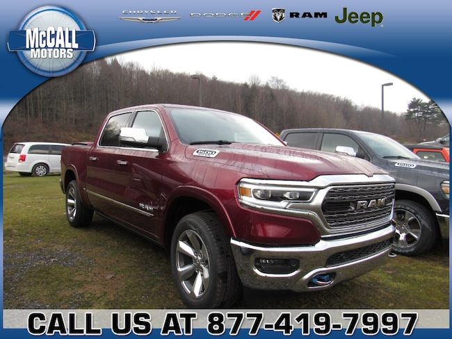 New 2019 Ram 1500 LIMITED CREW CAB 4X4 5'7 BOX Crew Cab Altoona PA