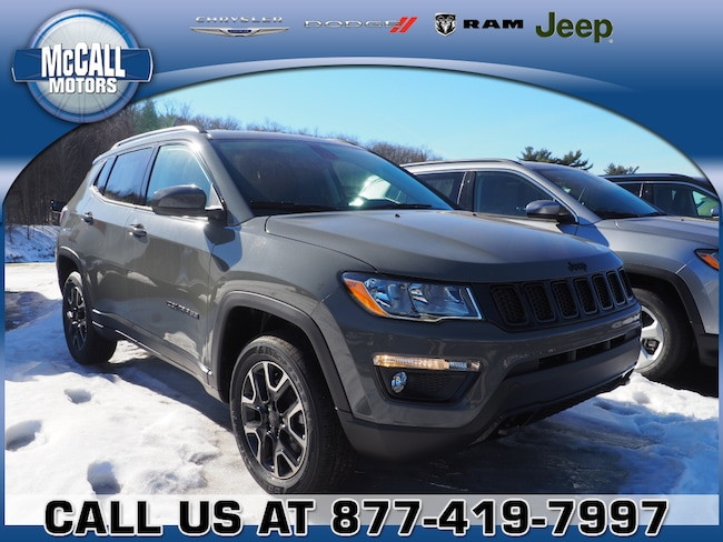 New 2019 Jeep Compass UPLAND 4X4 Sport Utility Altoona PA