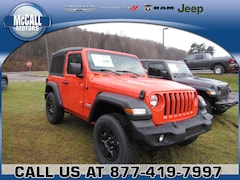 New 2019 Jeep Wrangler SPORT 4X4 Sport Utility for sale in Altoona PA