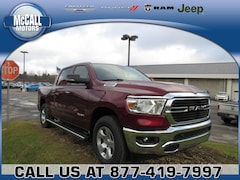 New 2019 Ram 1500 BIG HORN / LONE STAR CREW CAB 4X4 5'7 BOX Crew Cab for sale in Altoona