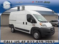 New 2018 Ram ProMaster 1500 CARGO VAN HIGH ROOF 136 WB Cargo Van for sale in Altoona PA
