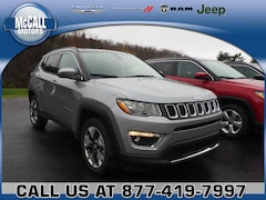 New 2019 Jeep Compass LIMITED 4X4 Sport Utility for sale in Altoona PA