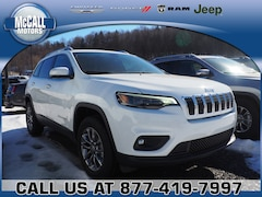 New 2019 Jeep Cherokee LATITUDE PLUS 4X4 Sport Utility for sale in Johnstown PA