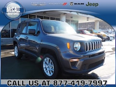 New 2019 Jeep Renegade SPORT 4X4 Sport Utility for sale in Altoona PA