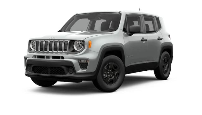 New 2019 Jeep Renegade SPORT 4X4 Sport Utility Altoona PA