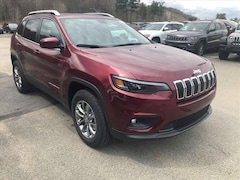 New 2019 Jeep Cherokee LATITUDE PLUS 4X4 Sport Utility for sale in Altoona PA
