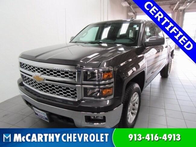 2015 Chevrolet Silverado 1500 LT Truck Crew Cab