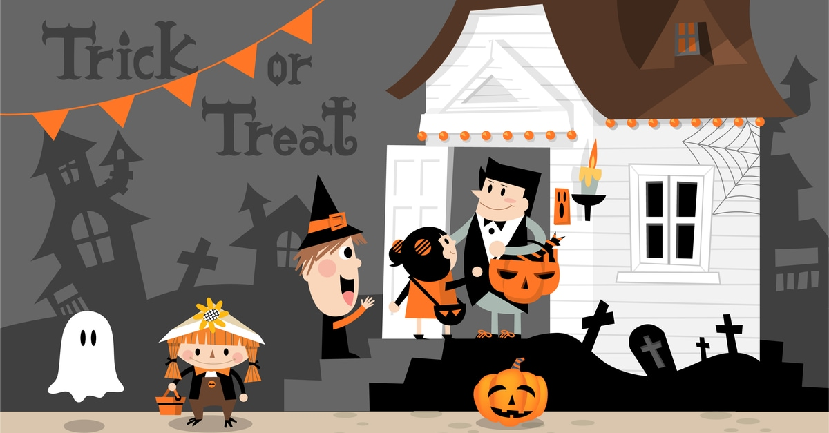 Where to Trick-or-Treat in Lawrence, KS