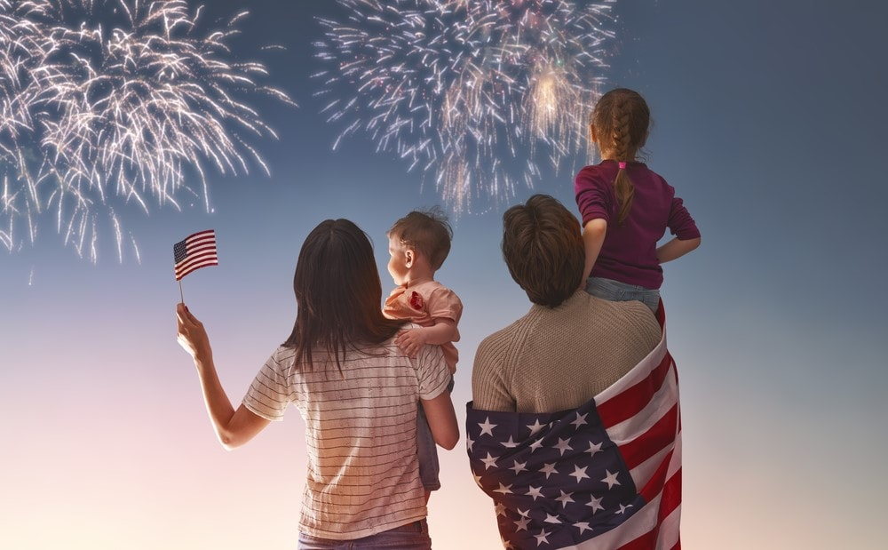 Fourth of July Events Near Lawrence
