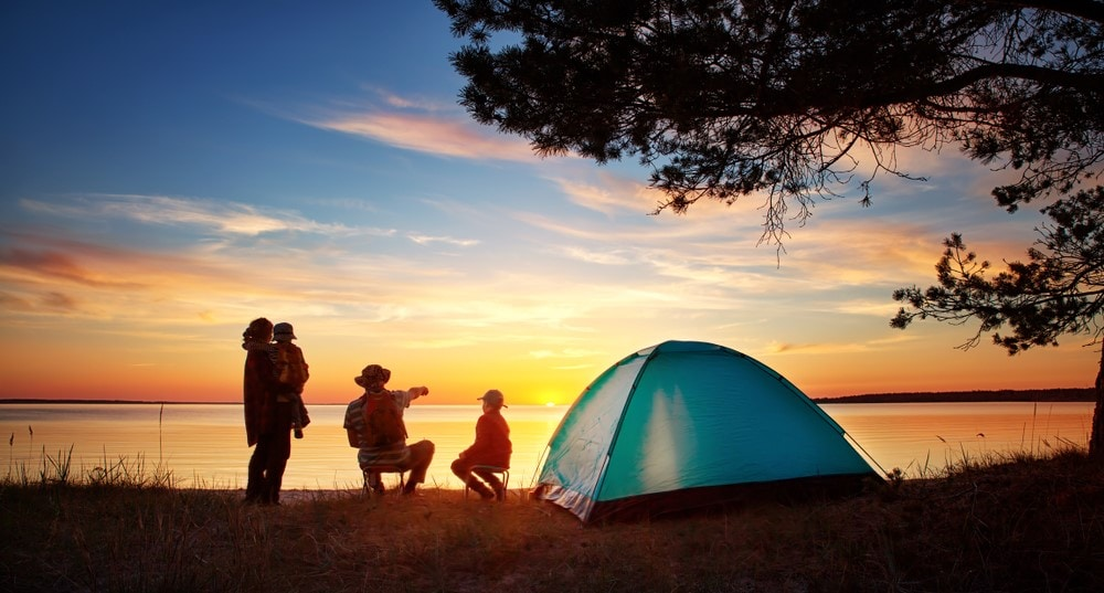 Kansas Campgrounds Near Lawrence