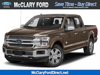 2019 Ford F-150 Platinum 4WD SuperCrew 5.5 Box