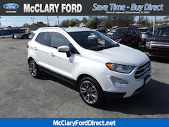 new 2019 Ford EcoSport Titanium Crossover in Athens, AL