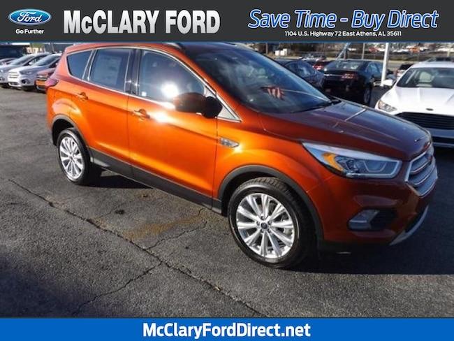 new 2019 Ford Escape SEL FWD in Athens, AL