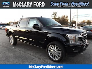 2018 Ford F-150 Limited 4WD SuperCrew 5.5 Box