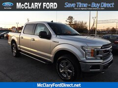 new 2019 Ford F-150 XLT 4WD SuperCrew 5.5 Box in Athens, AL