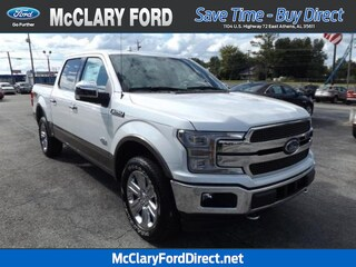 2018 Ford F-150 King Ranch 4WD SuperCrew 5.5 Box