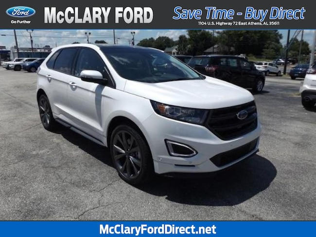 Sleepy Hollow Ford >> New 2018 Ford Edge For Sale At Sleepy Hollow Ford Inc Vin