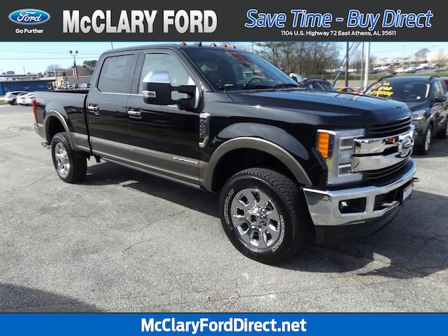 2019 Ford F-250 King Ranch 4WD Crew Cab 6.75 Box