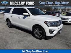 new 2018 Ford Expedition MAX Limited 4x2 in Athens, AL