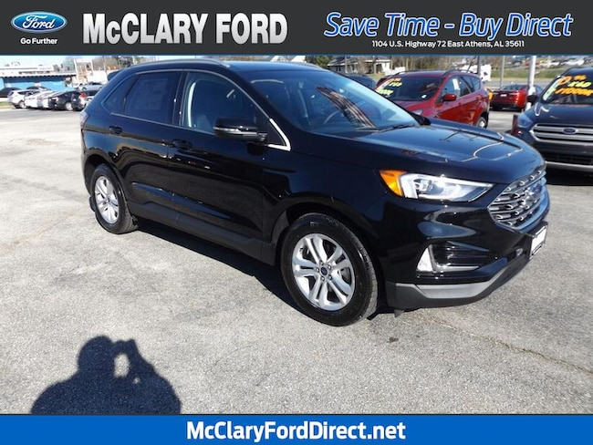 new 2019 Ford Edge SEL FWD in Athens, AL