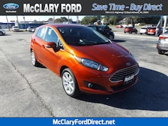 new 2018 Ford Fiesta SE Hatch in Athens, AL