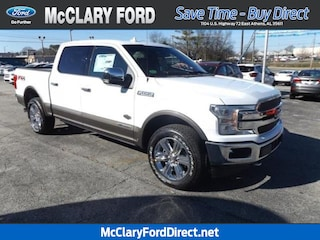 2019 Ford F-150 King Ranch 4WD SuperCrew 5.5 Box