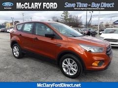 new 2019 Ford Escape S SUV in Athens, AL