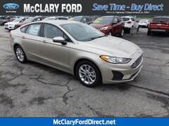 new 2019 Ford Fusion SE FWD in Athens, AL