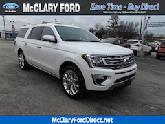 new 2019 Ford Expedition MAX Limited 4x4 in Athens, AL