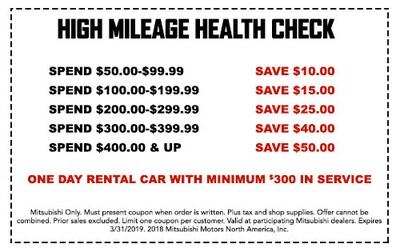 High Mileage Health Check