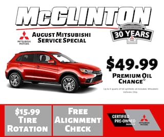 August Service Special