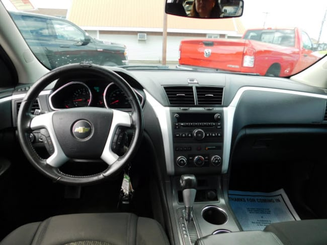 Used 2012 Chevrolet Traverse LT For Sale | Perry NY