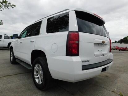 Used 2015 Chevrolet Tahoe For Sale at McClurg Chrysler Dodge