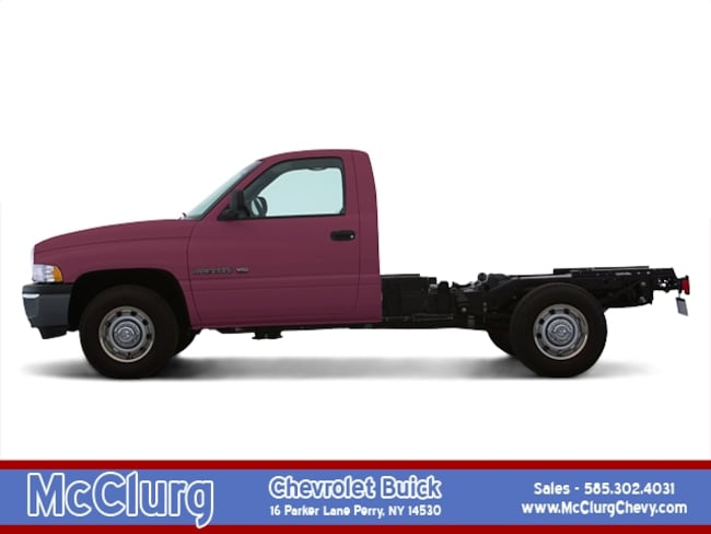 2001 Dodge Ram 2500 Not Specified