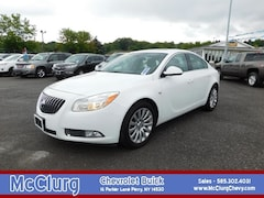 2011 Buick Regal CXL CXL Turbo  Sedan w/TO2