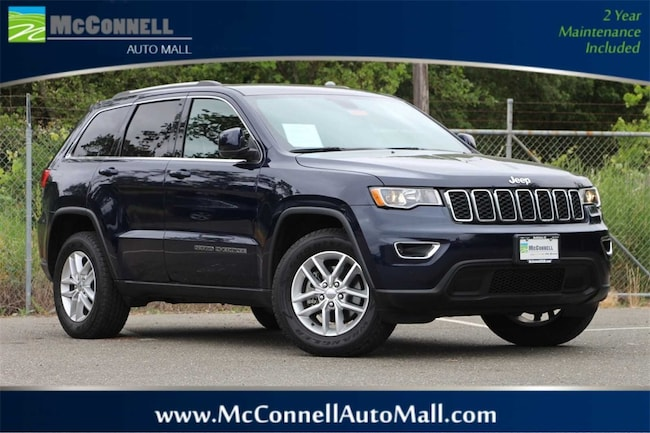 Used 2017 Jeep Grand Cherokee Laredo 4x4 SUV 1C4RJFAG4HC772689 for sale near Santa Rosa CA