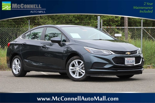 Used 2017 Chevrolet Cruze LT Auto Sedan 3G1BE5SM1HS560310 for sale near Santa Rosa CA
