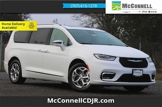2021 Chrysler Pacifica Hybrid LIMITED Passenger Van 2C4RC1S75MR510550