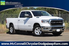 2019 Ram All-New 1500 BIG HORN / LONE STAR QUAD CAB 4X4 6'4 BOX Quad Cab 1C6SRFBT1KN513439