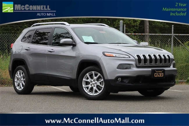 Used 2015 Jeep Cherokee Latitude FWD SUV 1C4PJLCB0FW759957 for sale near Santa Rosa CA