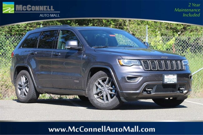 Used 2017 Jeep Grand Cherokee Limited 4x4 SUV 1C4RJFBG3HC695960 for sale near Santa Rosa CA