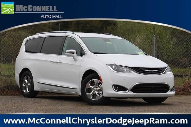 d25cbf17f7 New 2018 Chrysler Pacifica Hybrid LIMITED Passenger Van 2C4RC1N72JR230656  for sale near Santa Rosa CA