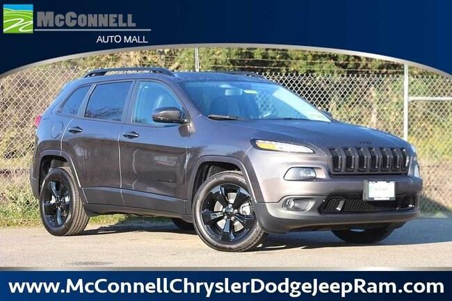 New 2018 Jeep Cherokee LIMITED FWD Sport Utility 1C4PJLDB8JD563753 1C4PJLDB8JD563753 for sale near Santa Rosa CA