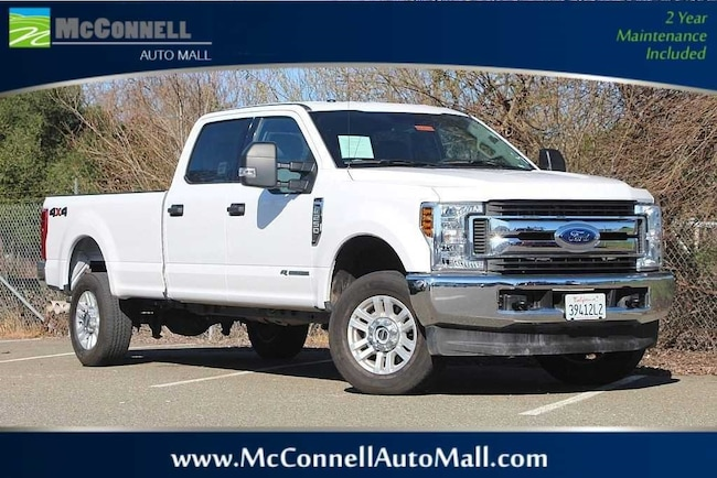 Used 2018 Ford F-250 Truck Crew Cab 1FT7W2BT6JEC44644 for sale near Santa Rosa CA