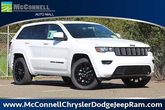 New 2019 Jeep Grand Cherokee ALTITUDE 4X4 Sport Utility 1C4RJFAGXKC703321 1C4RJFAGXKC703321 for sale near Santa Rosa CA