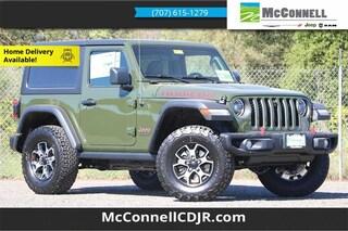 2021 Jeep Wrangler RUBICON 4X4 Sport Utility 1C4HJXCG9MW671476