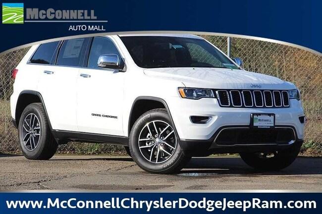New 2018 Jeep Grand Cherokee LIMITED 4X4 Sport Utility 1C4RJFBG6JC432707 1C4RJFBG6JC432707 for sale near Santa Rosa CA