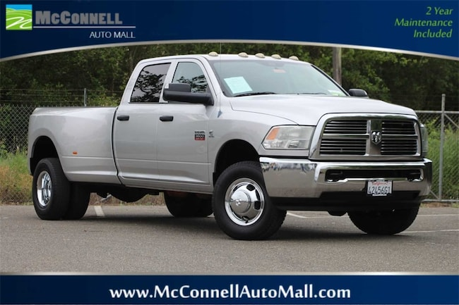 Used 2012 Ram 3500 ST 4x4 Crew 8ft Truck Crew Cab 3C63DRGLXCG247121 for sale near Santa Rosa CA