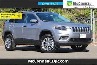 2020 Jeep Cherokee LATITUDE PLUS 4X4 Sport Utility 1C4PJMLN0LD637428